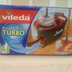 Prodám Vileda Easy Wring & Clean TURBO